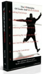 The 8 Principles Of Goals And S.U.C.C.E.S.S.